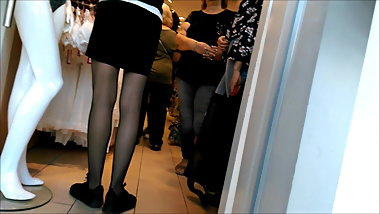 Penti Seller Girl Black Pantyhose