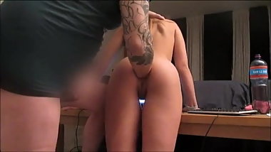 Teen fisted in anal, pussy and more