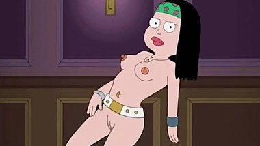 American Dad XXX Cartoon