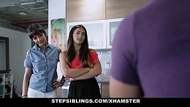 StepSiblings - Fucking My Two Stepsisters