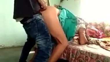 Indian mom and son hot fuck-1