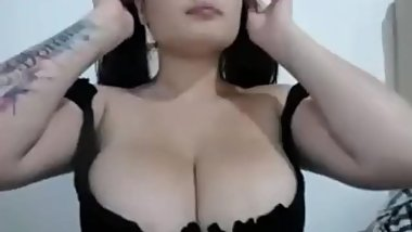 Sexual_Addiction Big Bouncy Boobs Cam Show
