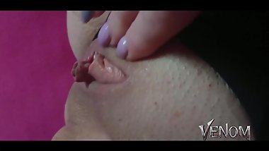 Pussy massage Teen Red Head
