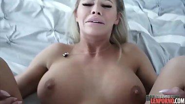 Stepdad fucks delicious stepdaughter